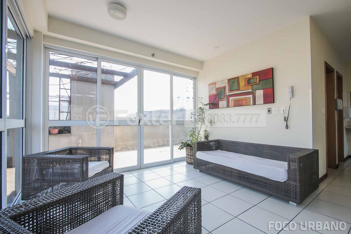 Foxter Imobiliária - Flat 1 Dorm, Centro Histórico - Foto 3