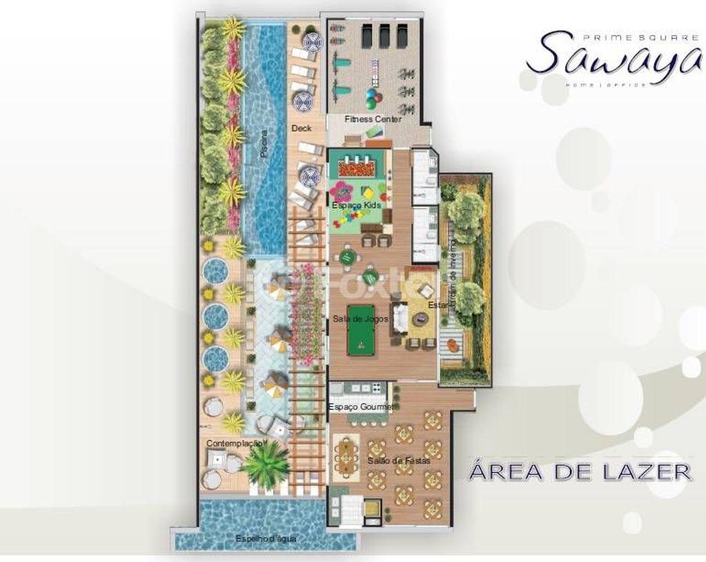 Foxter Imobiliária - Apto 1 Dorm, Centro (115160) - Foto 2