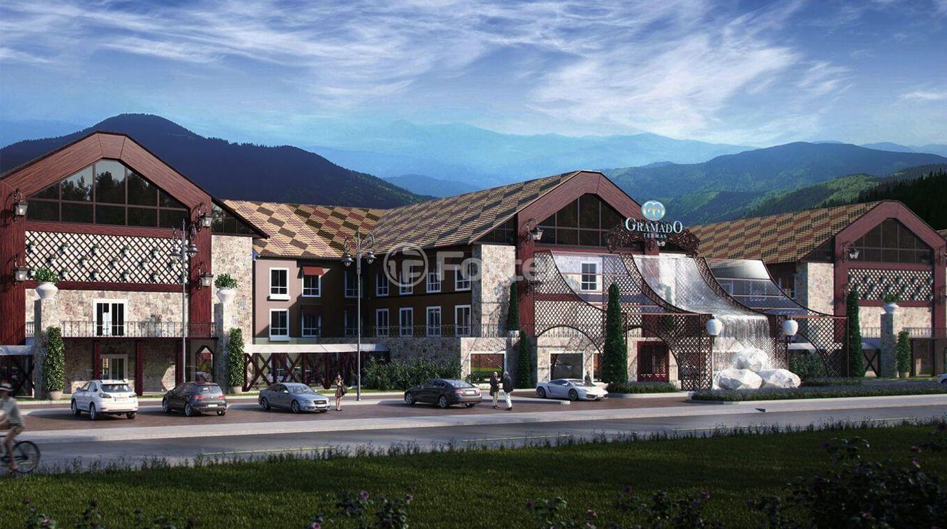 Foxter Imobiliária - Flat 1 Dorm, Centro, Gramado - Foto 2