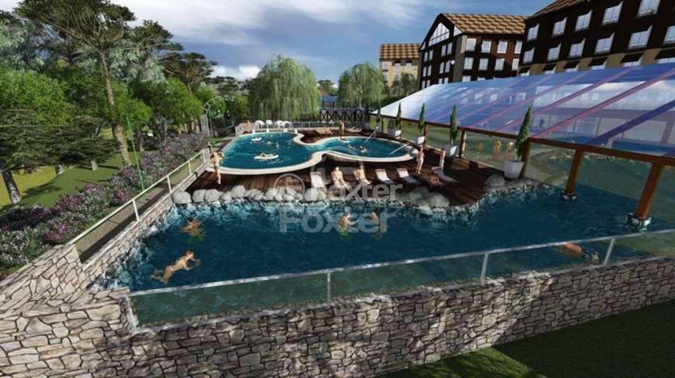 Foxter Imobiliária - Flat 1 Dorm, Centro, Gramado - Foto 8