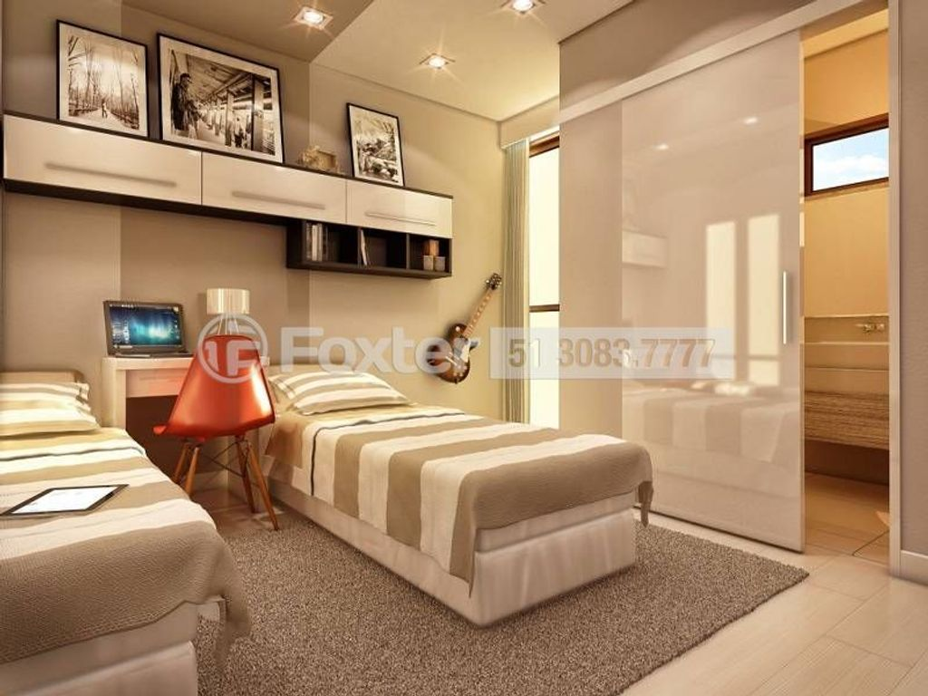 Foxter Imobiliária - Casa 3 Dorm, Cristal (123594) - Foto 4