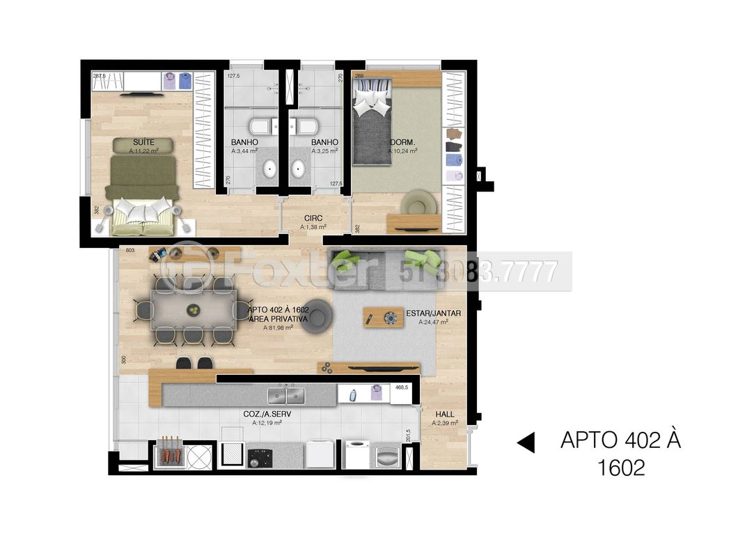 Apto 3 Dorm, Centro, Esteio (142808) - Foto 2