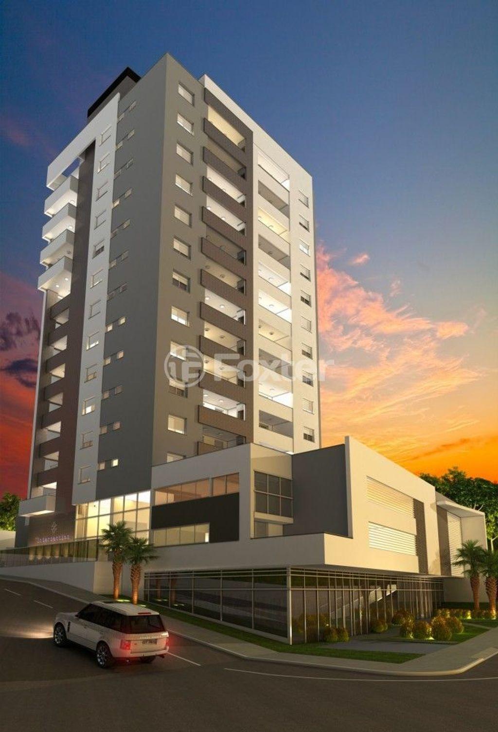 Apto 2 Dorm, Sanvitto, Caxias do Sul (132023)