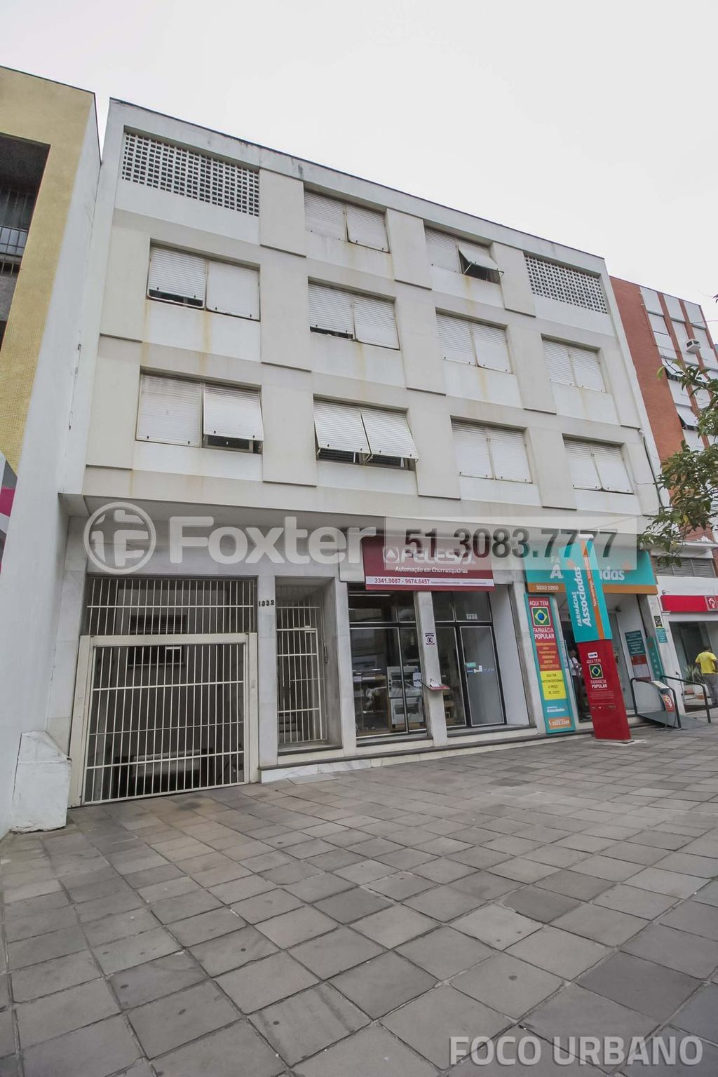 Cobertura 3 Dorm, Floresta, Porto Alegre (131523)