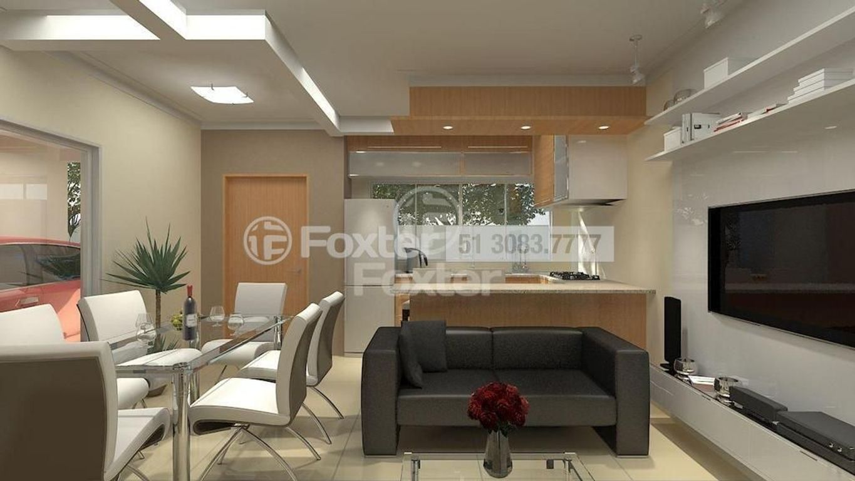 Foxter Imobiliária - Casa 2 Dorm, Niterói, Canoas - Foto 5