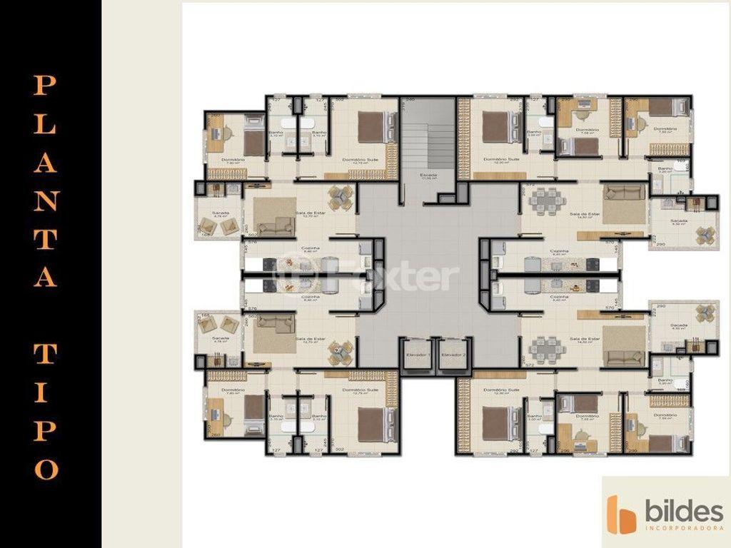 Apto 2 Dorm, Centro, Canoas (144226) - Foto 8