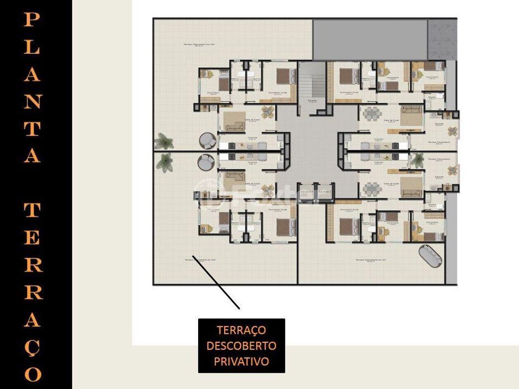 Apto 2 Dorm, Centro, Canoas (144226) - Foto 9