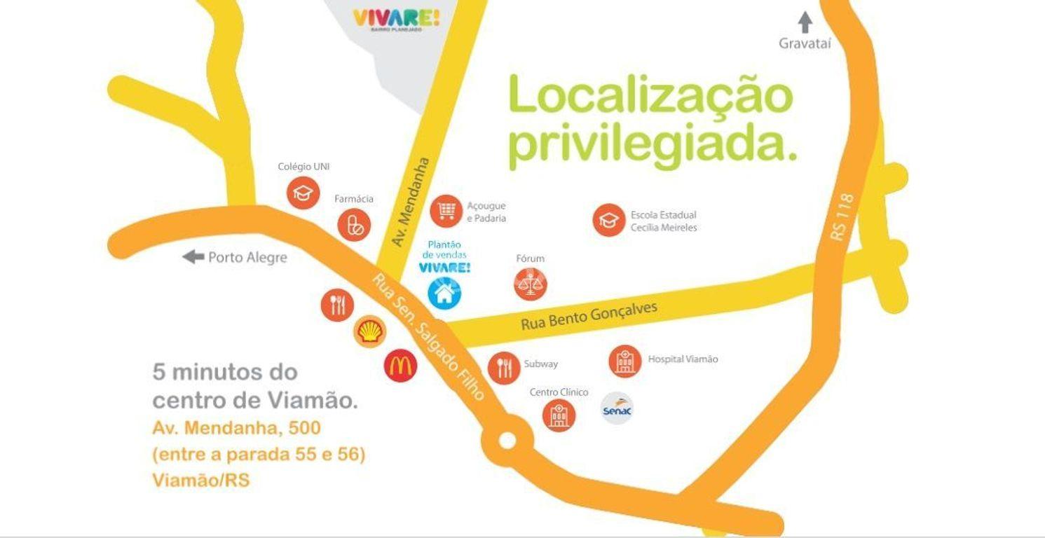 Terreno, Tarumã, Viamão (146473) - Foto 7