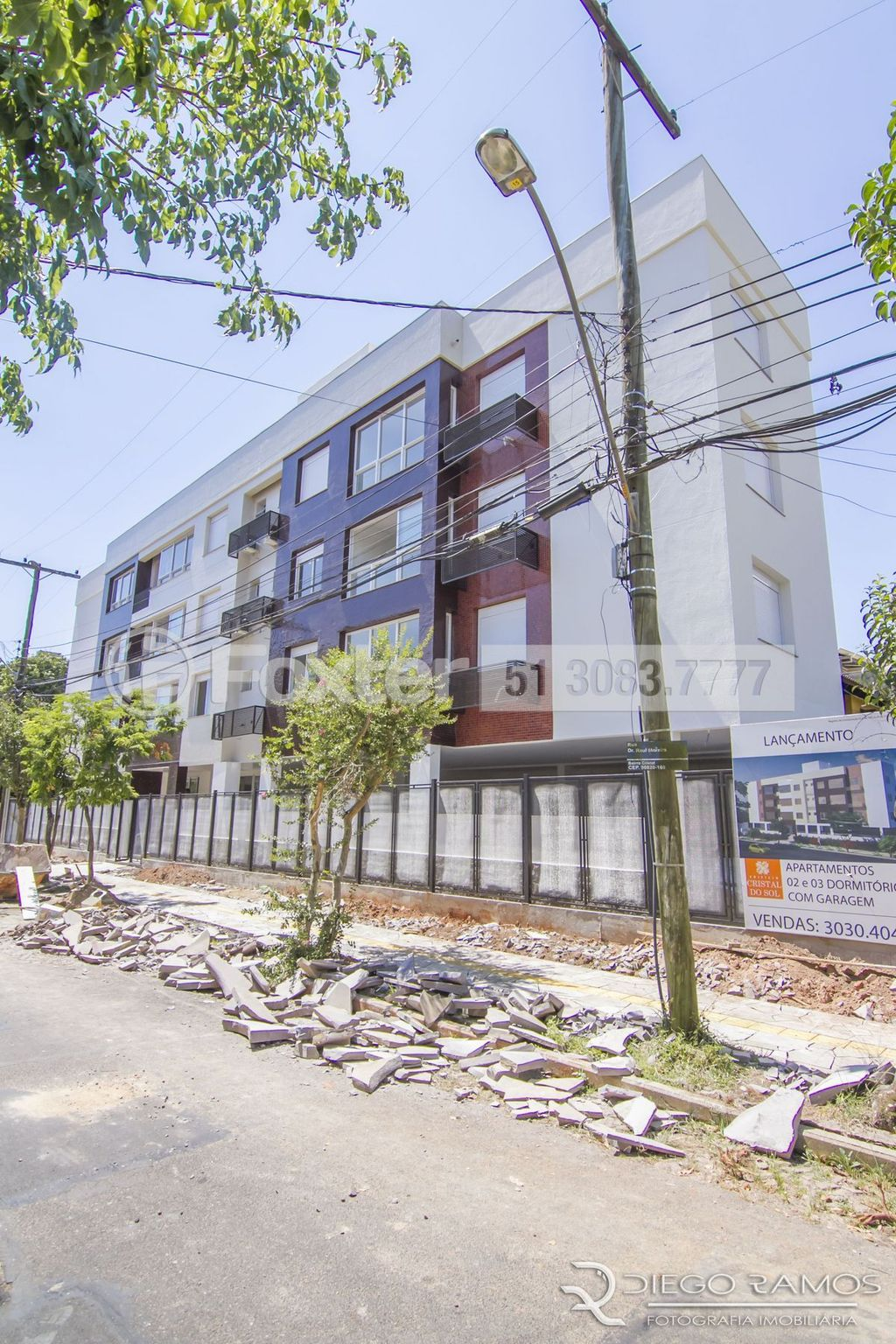 Foxter Imobiliária - Apto 3 Dorm, Cristal (125734) - Foto 2