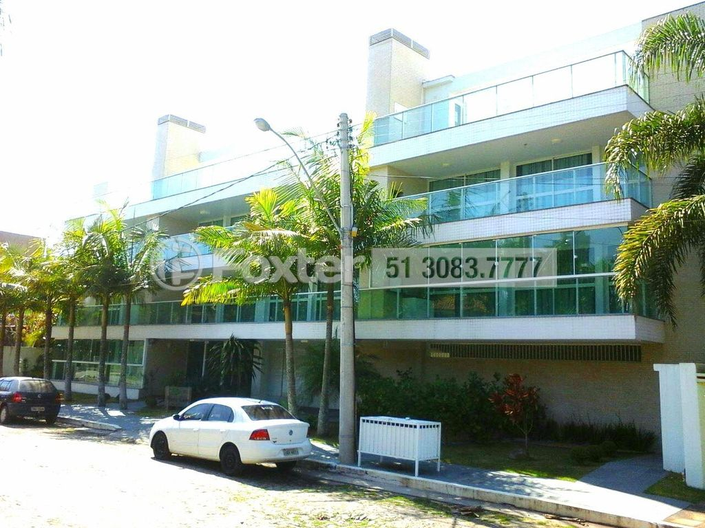 Cobertura 3 Dorm, Praia Grande, Torres (105705)