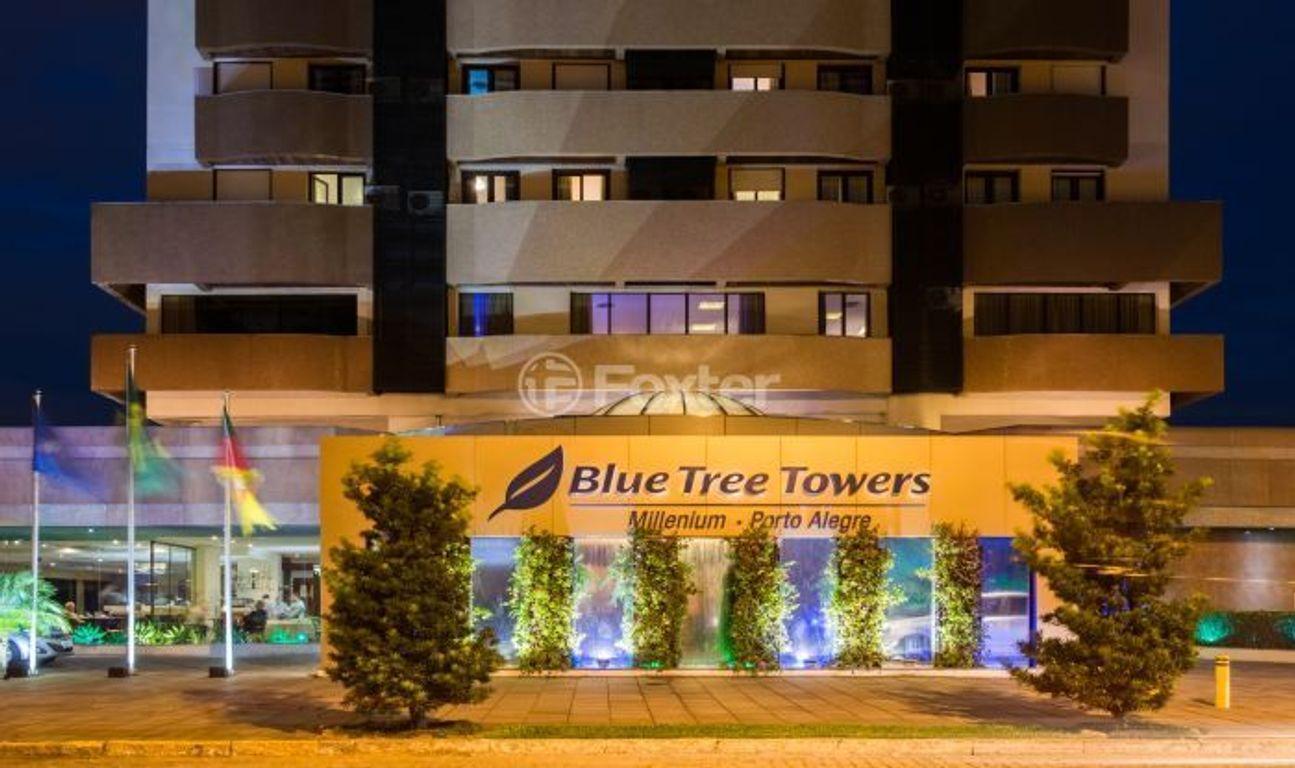 Foxter Imobiliária - Flat 1 Dorm, Praia de Belas