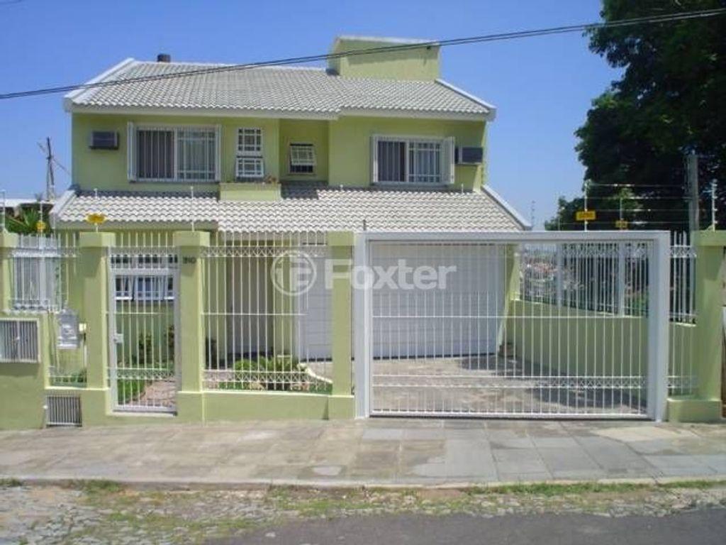 Casa 4 Dorm, Jardim Itu Sabará, Porto Alegre (105751)