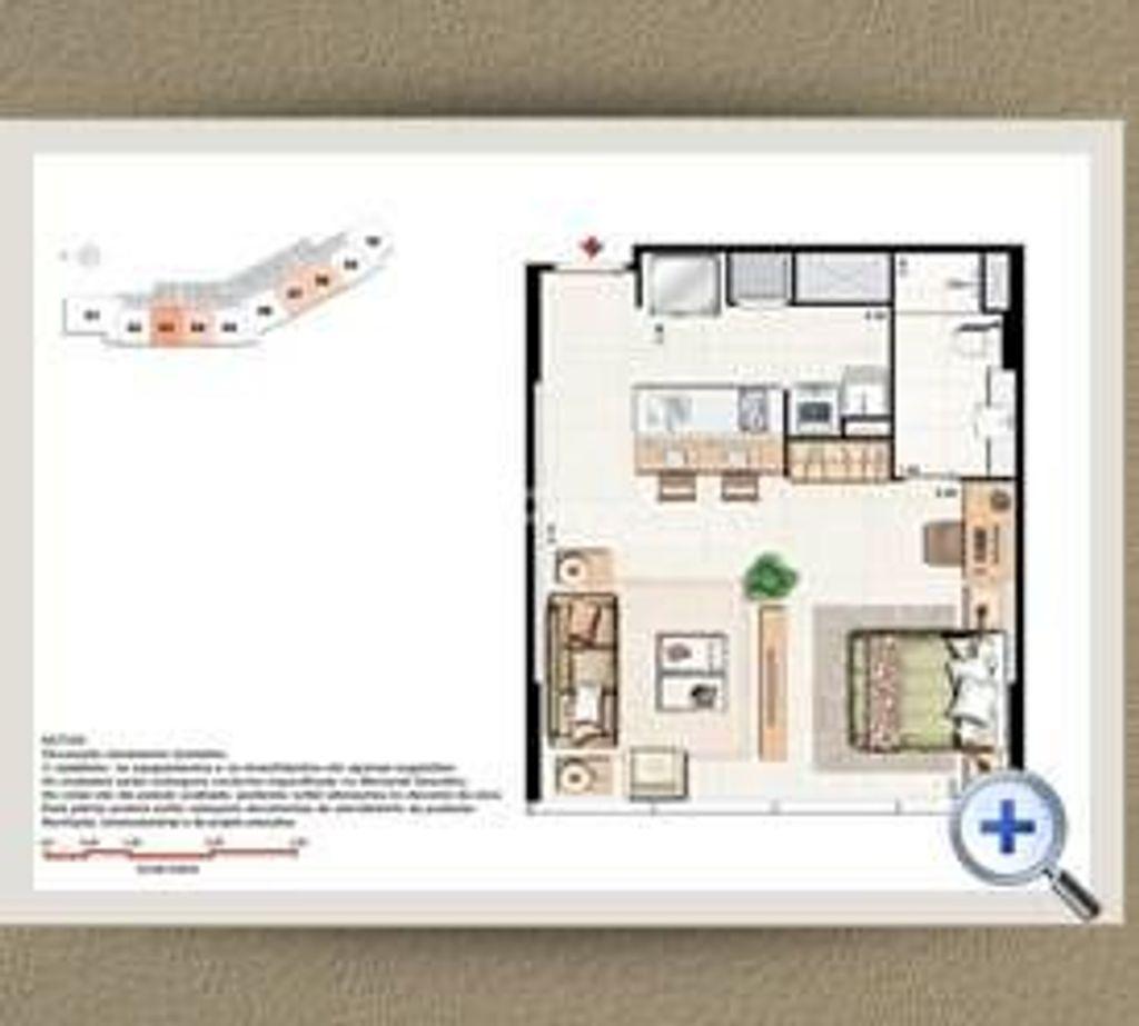 Foxter Imobiliária - Apto 1 Dorm, Cristal (107512) - Foto 14