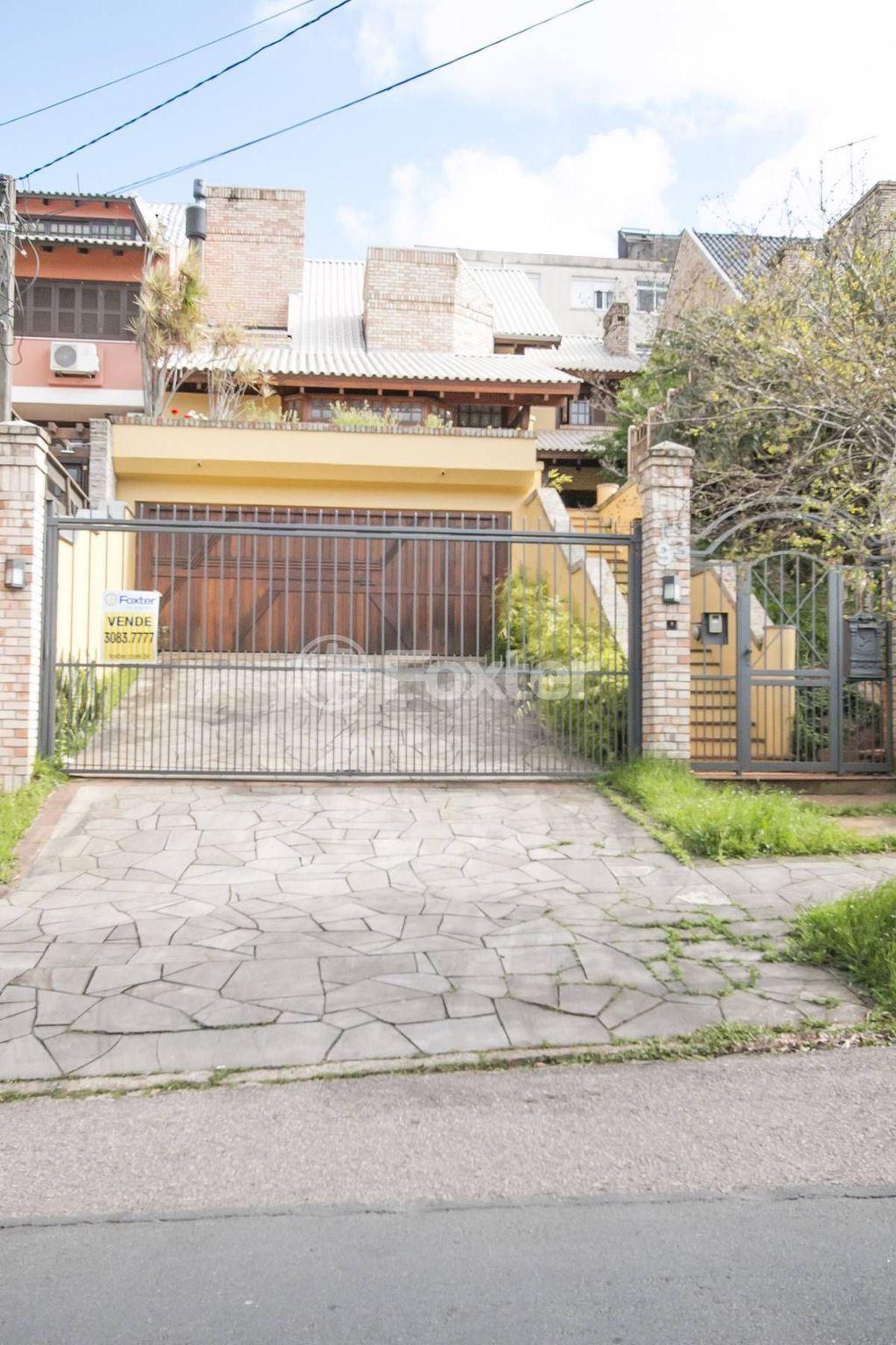 Casa 3 Dorm, Três Figueiras, Porto Alegre (111736)