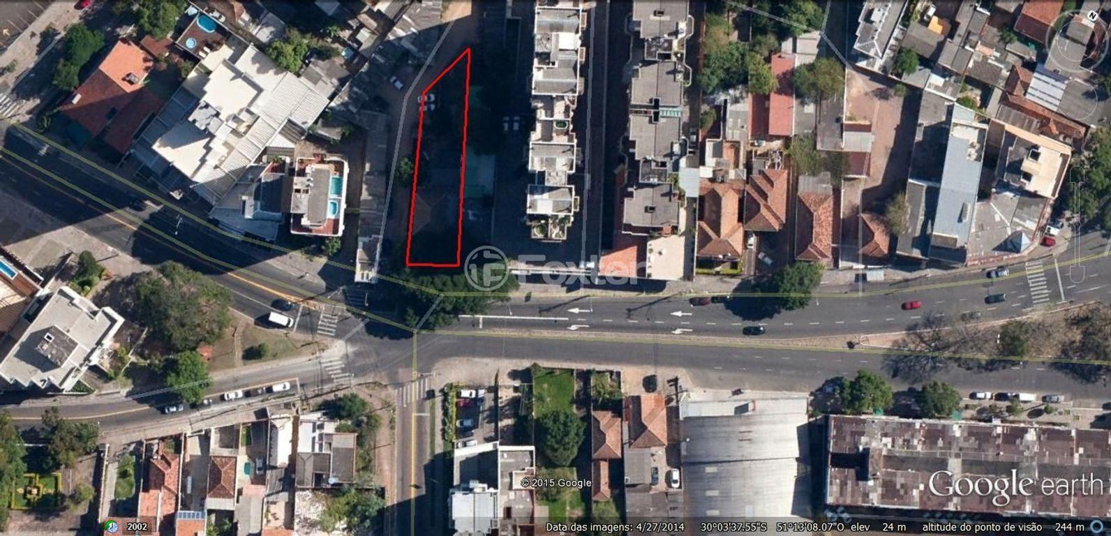 Terreno 3 Dorm, Menino Deus, Porto Alegre (112705)