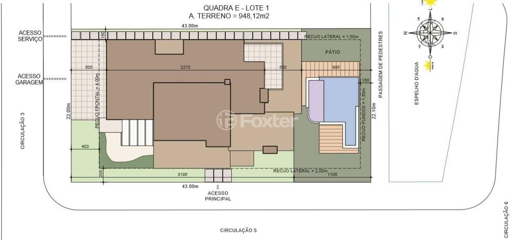 Casa 4 Dorm, Sans Souci, Eldorado do Sul (114494) - Foto 31