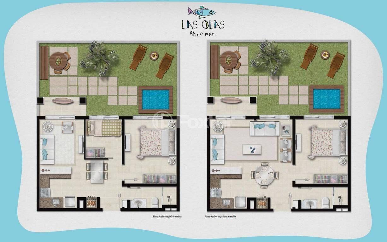 Casa 1 Dorm, Centro, Imbé (118362) - Foto 5
