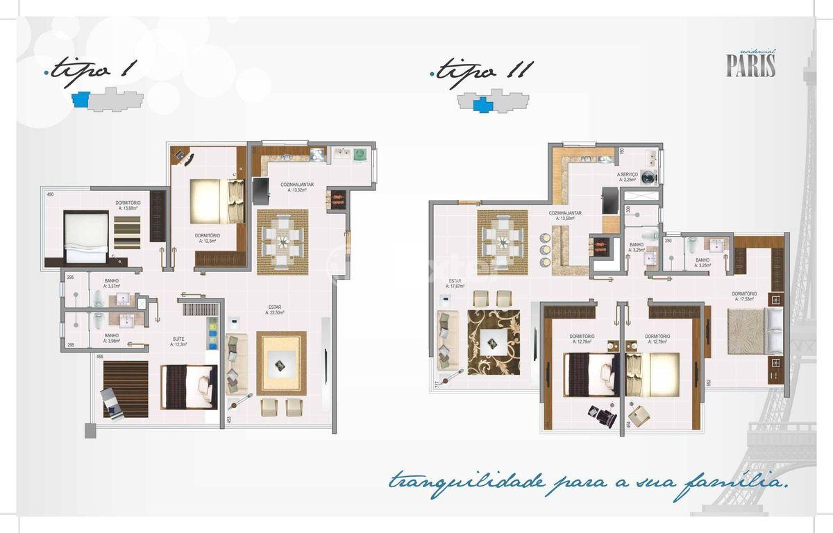Apto 3 Dorm, Centro, Torres (118861) - Foto 15