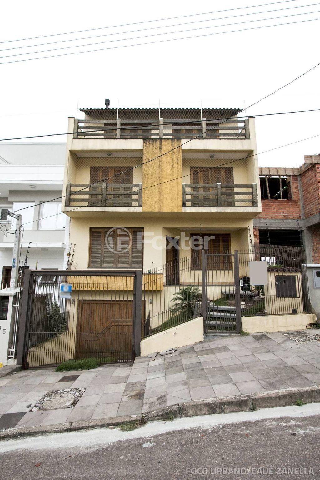 Foxter Imobiliária - Casa 4 Dorm, Hípica (119139)