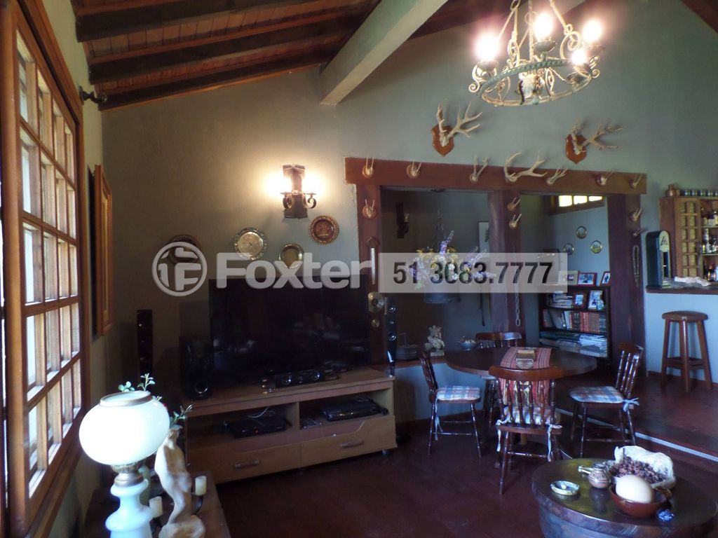 Foxter Imobiliária - Casa 5 Dorm, Estalagem - Foto 8
