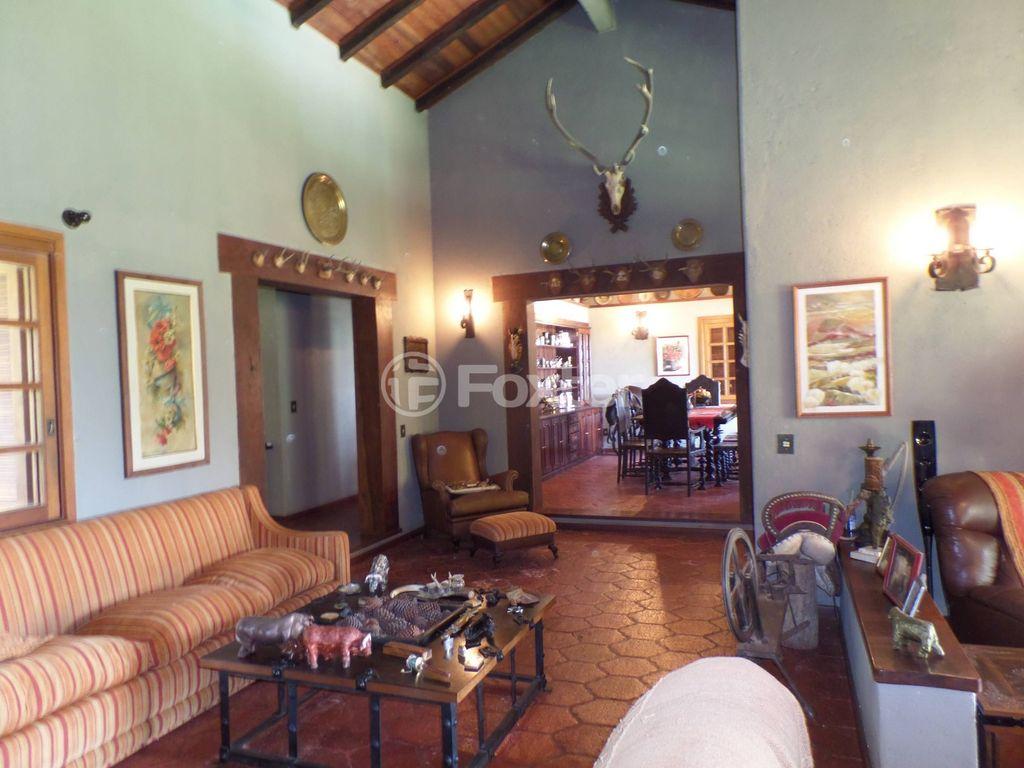 Foxter Imobiliária - Casa 5 Dorm, Estalagem