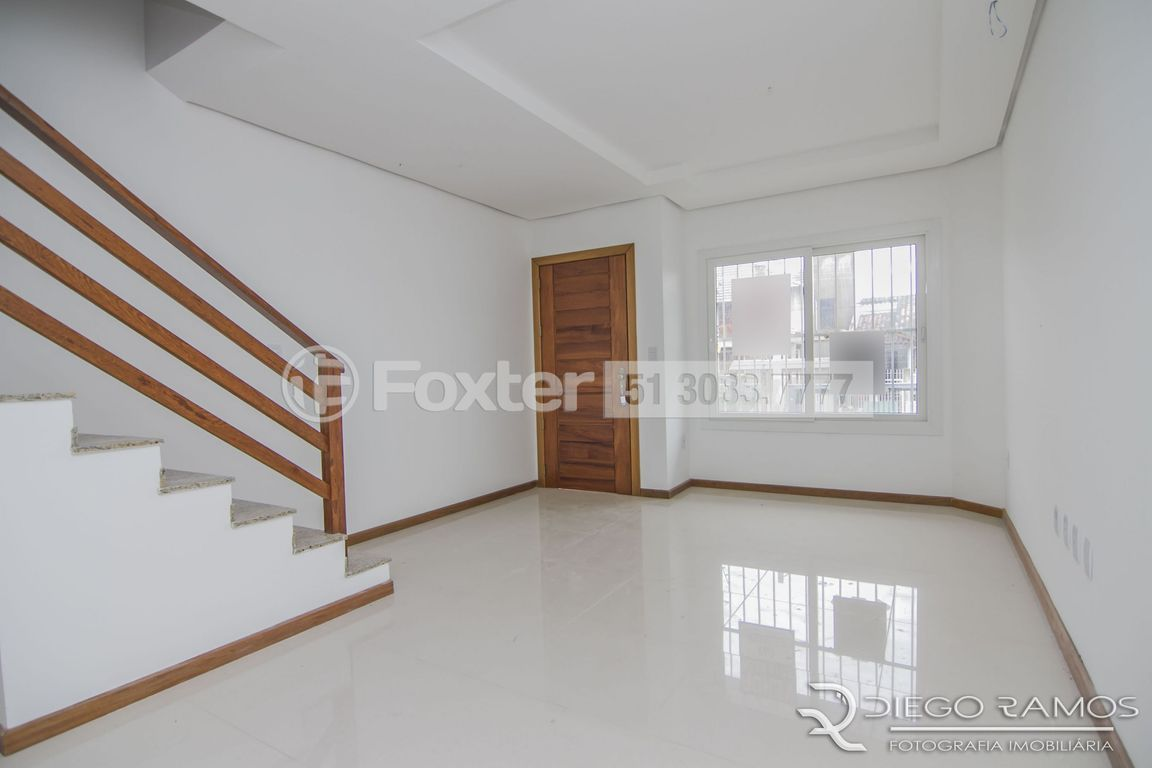 Casa 2 Dorm, Guarujá, Porto Alegre (120845) - Foto 3