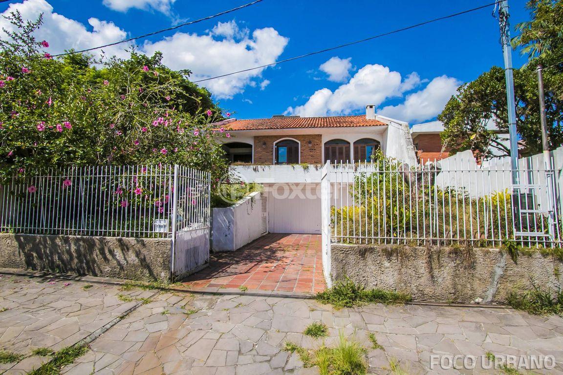 Casa 3 Dorm, Guarujá, Porto Alegre (121488)