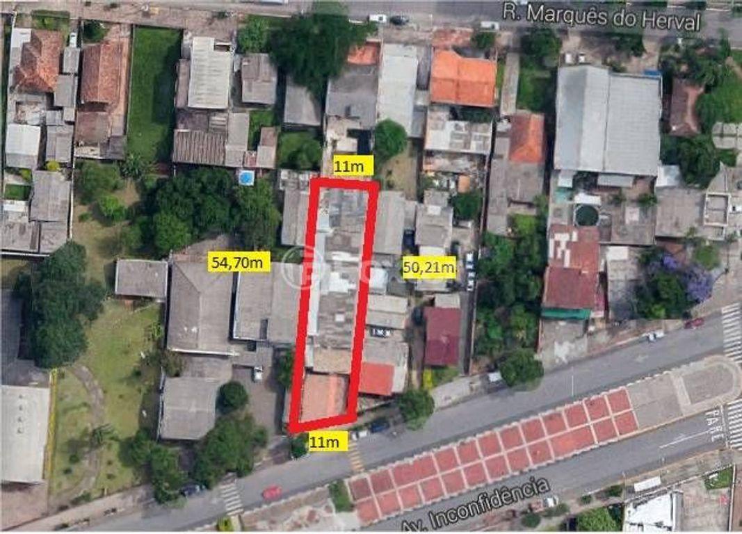 Foxter Imobiliária - Terreno, Centro, Canoas