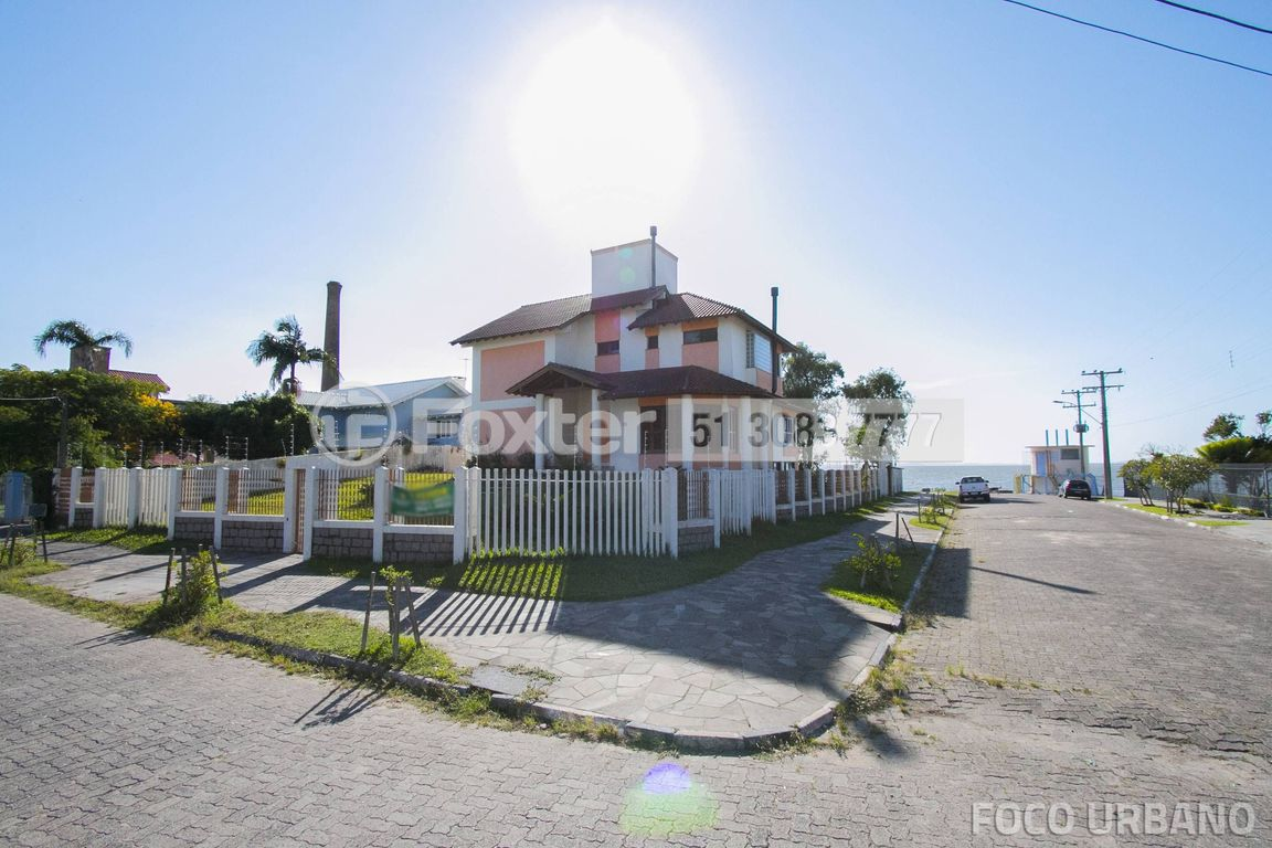 Casa 4 Dorm, Centro, Barra do Ribeiro (122967)