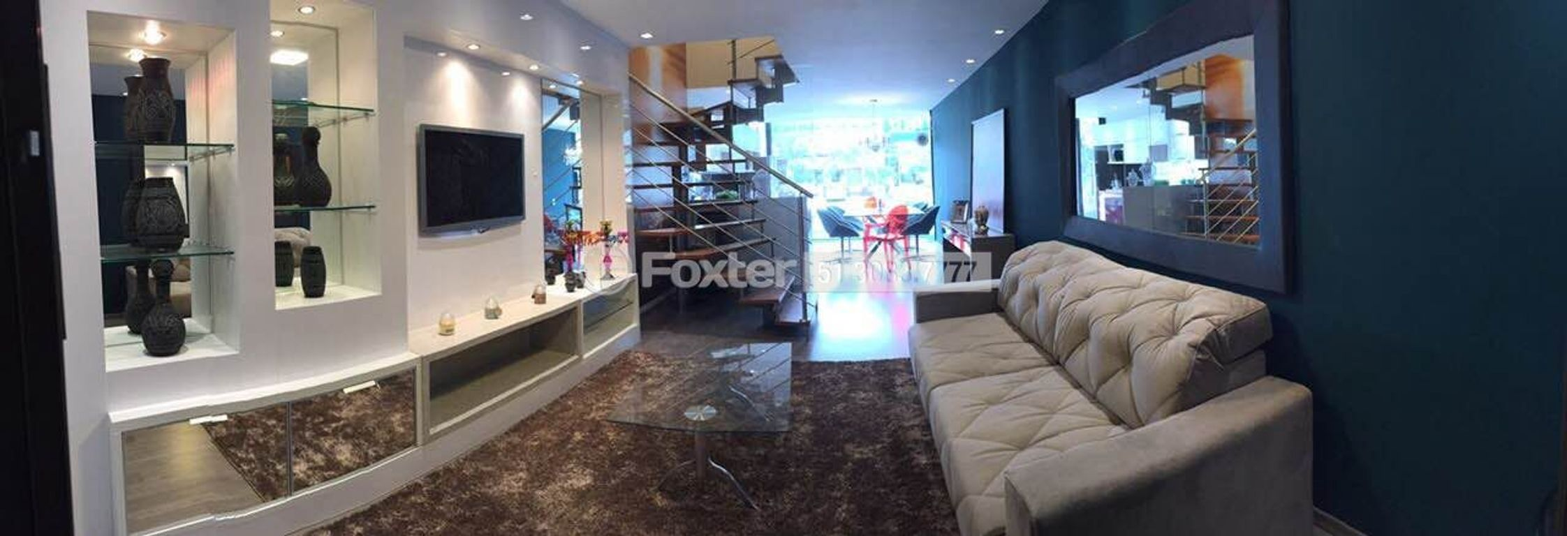 Foxter Imobiliária - Casa 3 Dorm, Cristal (123594) - Foto 12
