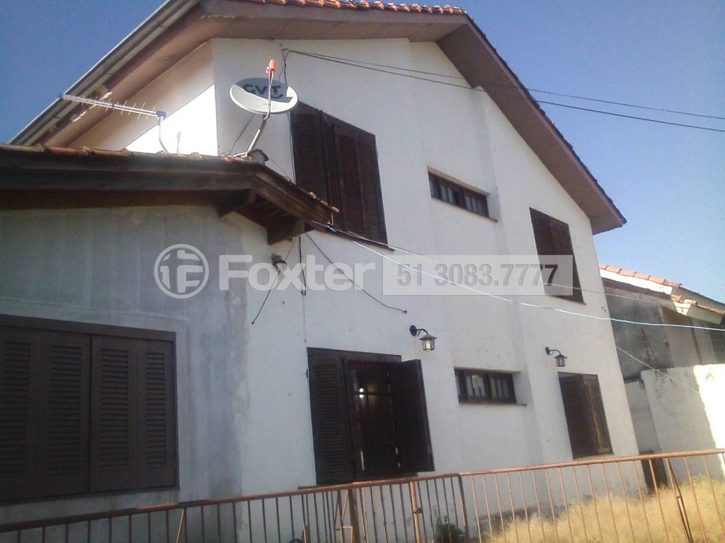 Foxter Imobiliária - Casa 4 Dorm, Santa Tereza
