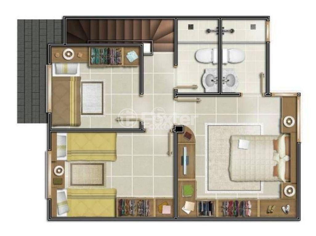 Casa 3 Dorm, Hípica, Porto Alegre (123799) - Foto 25