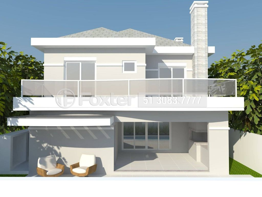 Casa 3 Dorm, São Vicente, Gravataí (124560) - Foto 4