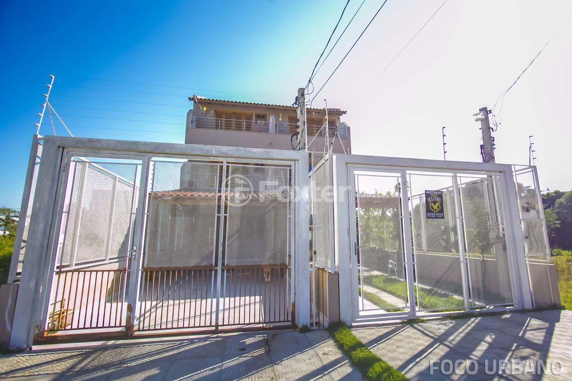 Casa 3 Dorm, Guarujá, Porto Alegre (124564)