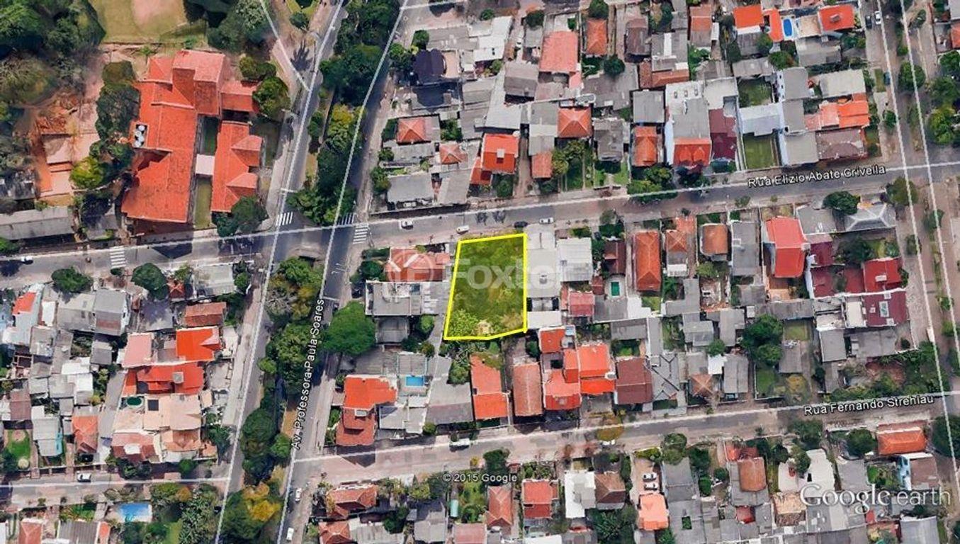 Terreno, Jardim Itu Sabará, Porto Alegre (125562)