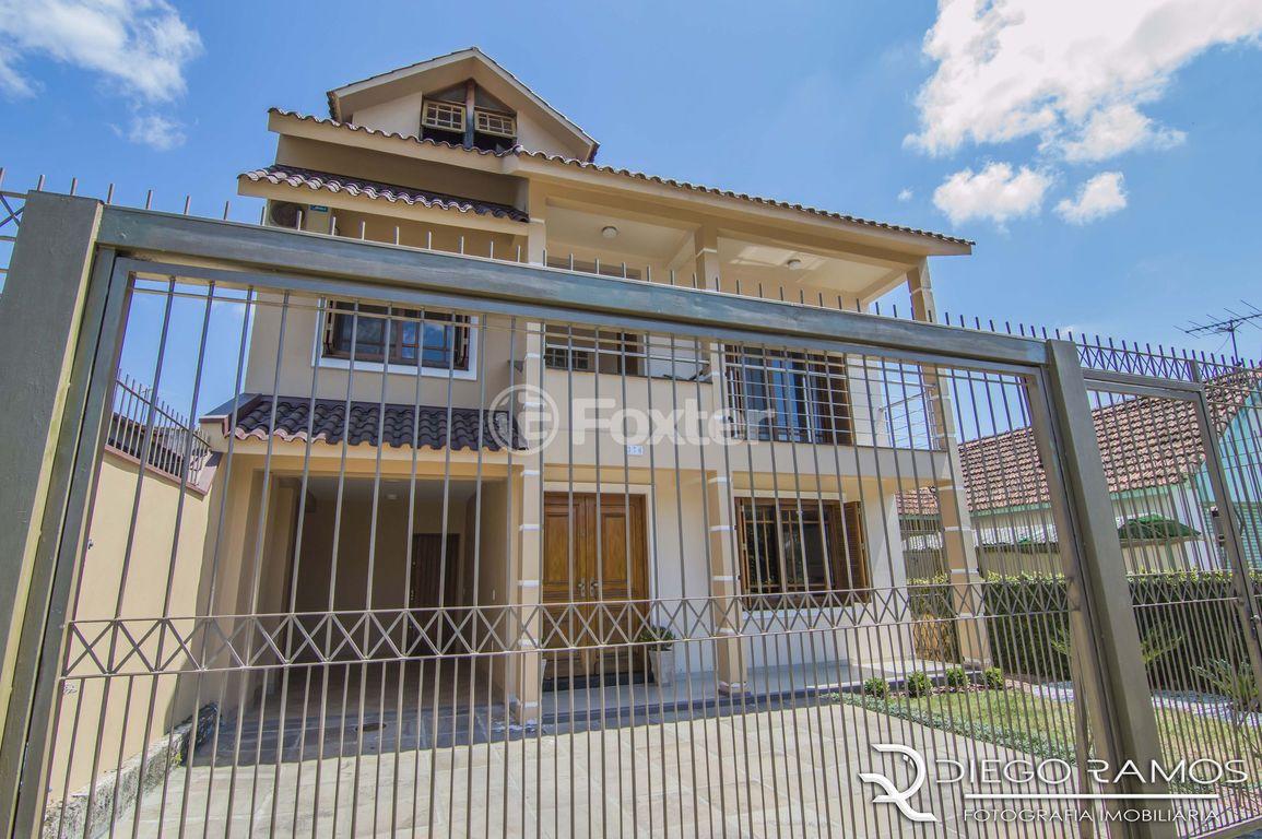 Casa 4 Dorm, Jardim Itu Sabará, Porto Alegre (126492)
