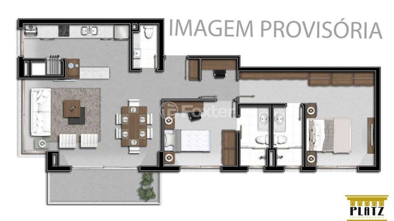 Foxter Imobiliária - Apto 2 Dorm, Bom Fim (127261) - Foto 12