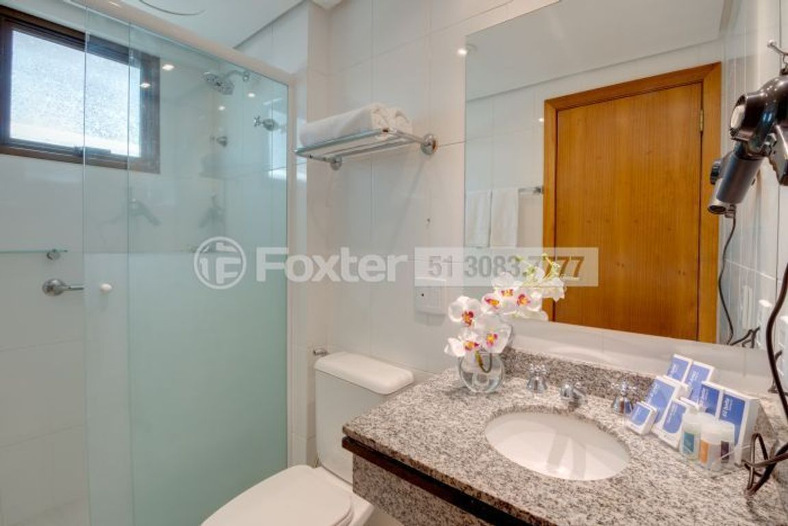 Flat 1 Dorm, Praia de Belas, Porto Alegre (128307) - Foto 13