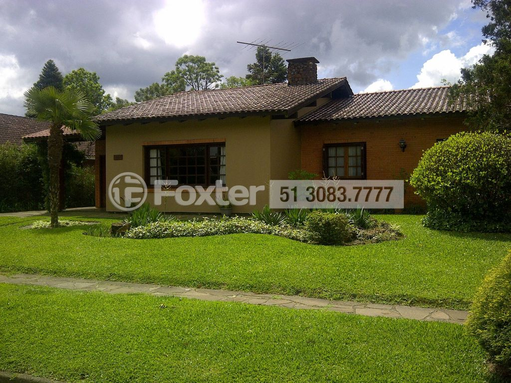 Casa 4 Dorm, Parque das Hortensias, Canela (128317) - Foto 3