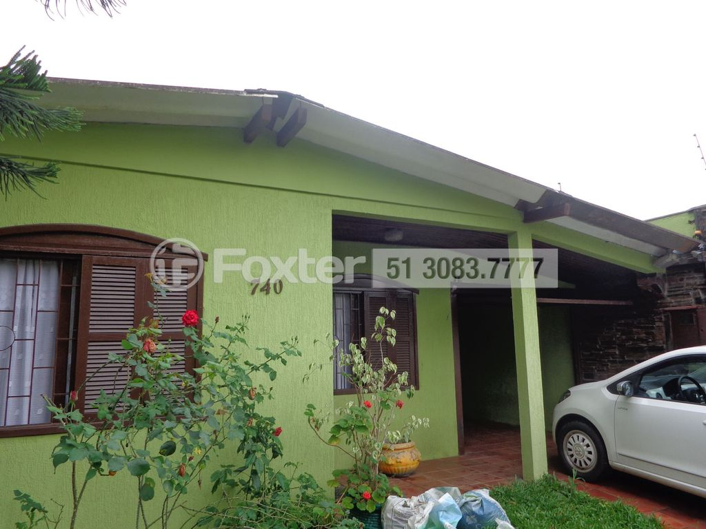 Im�vel: Foxter Imobili�ria - Casa 3 Dorm, Prot�sio Alves