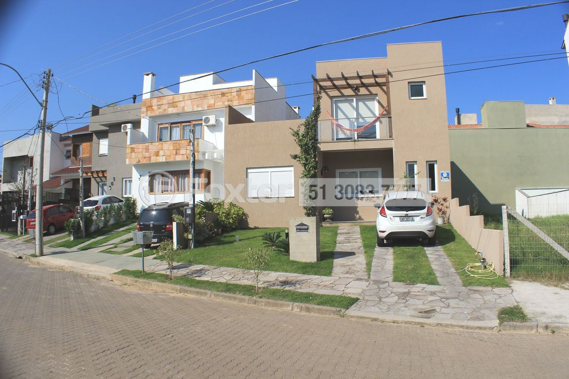 Casa 4 Dorm, Aberta dos Morros, Porto Alegre (130978)