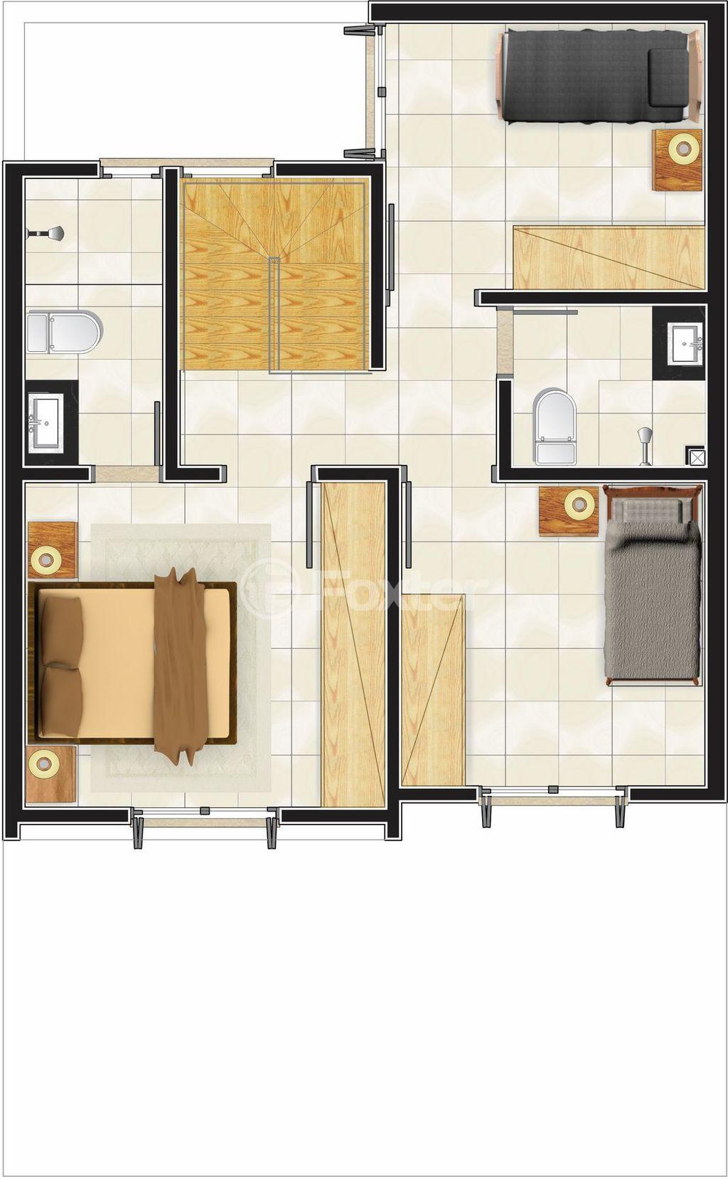 Casa 3 Dorm, Protásio Alves, Porto Alegre (131570) - Foto 3