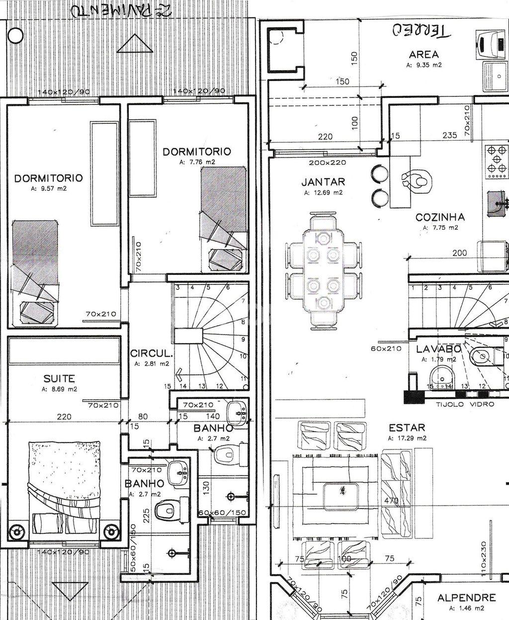 Foxter Imobiliária - Casa 3 Dorm, Hípica (131657) - Foto 8