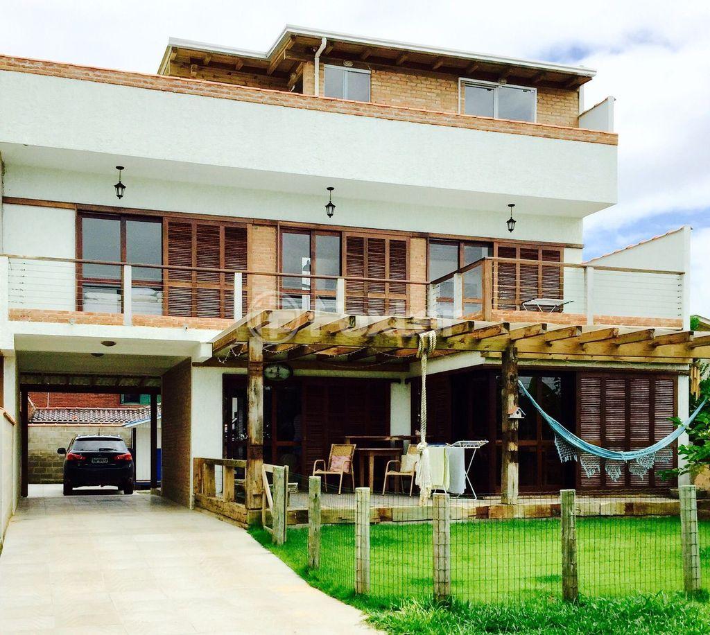 Casa 3 Dorm, Itapeva, Torres (132937)