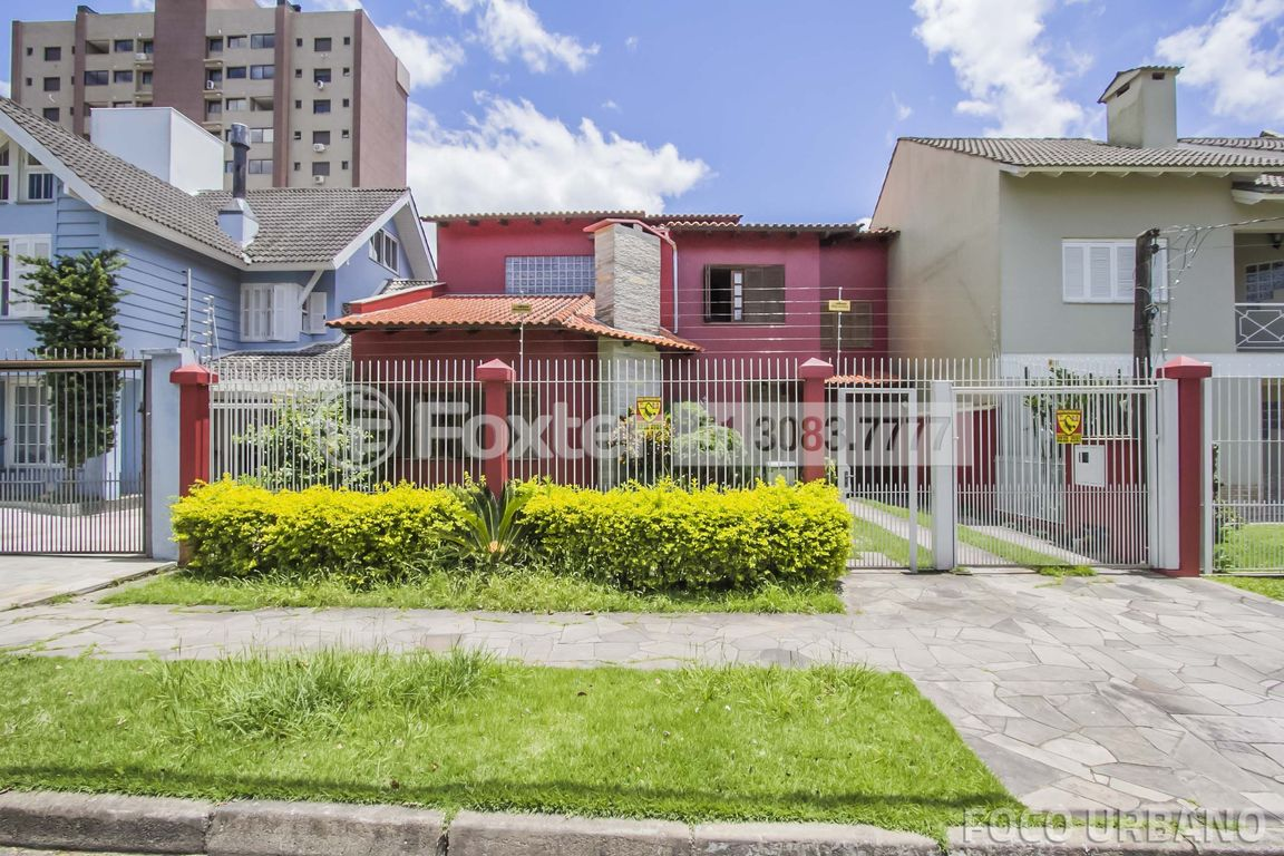 Casa 4 Dorm, Jardim Itu Sabará, Porto Alegre (133047)