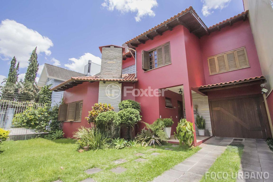 Casa 4 Dorm, Jardim Itu Sabará, Porto Alegre (133047) - Foto 2