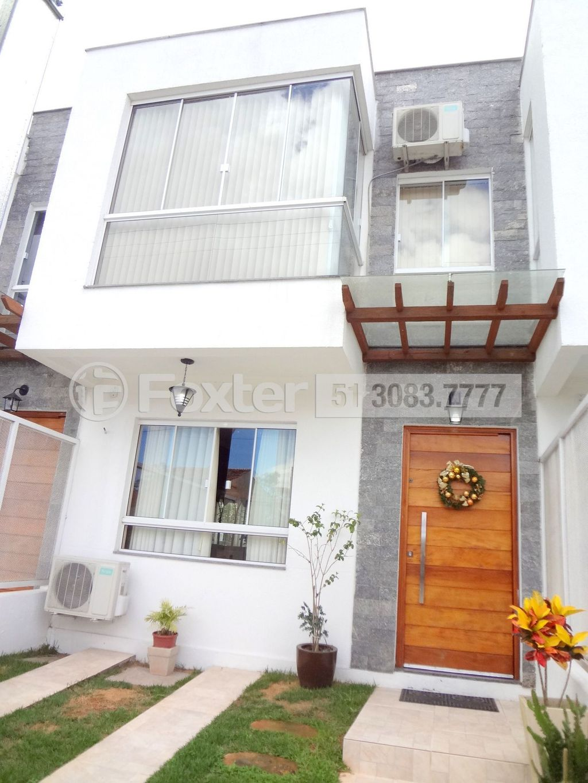 Casa 2 Dorm, Hípica, Porto Alegre (133588)