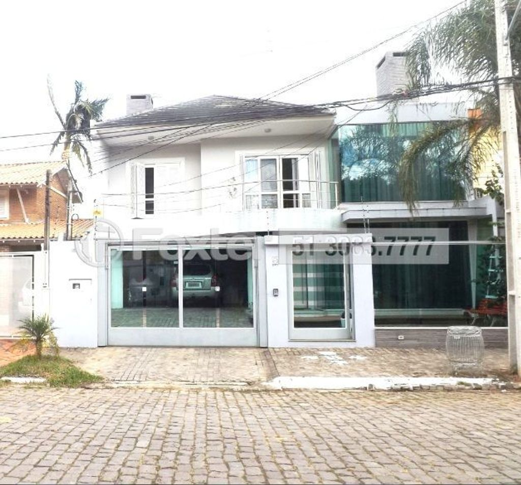 Foxter Imobiliária - Casa 3 Dorm, Harmonia, Canoas