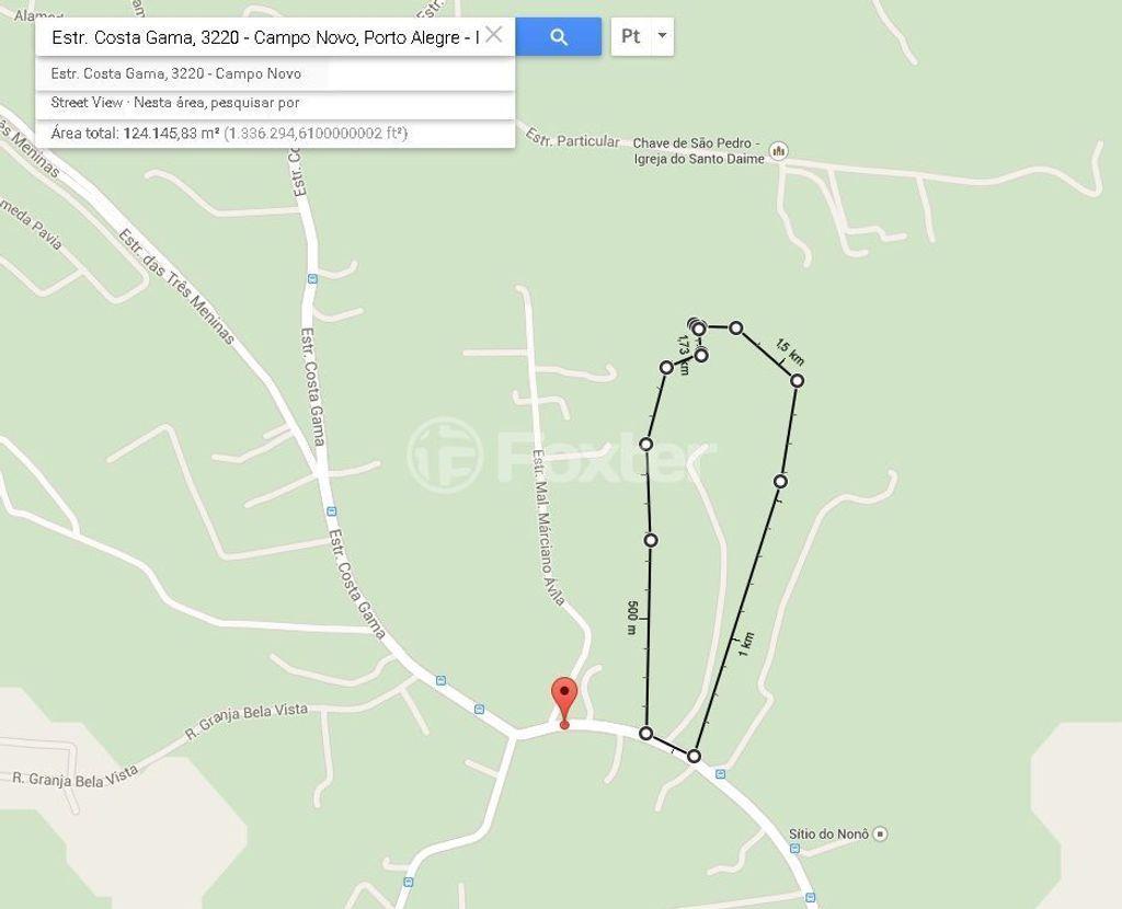 Foxter Imobiliária - Terreno, Restinga (135872)