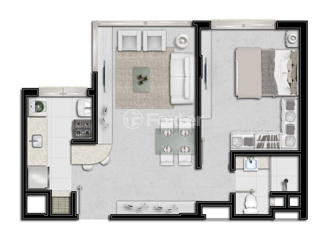 Foxter Imobiliária - Apto 2 Dorm, Azenha (136434) - Foto 8